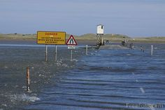 Holy Island Causeway pictures, free use image, 806-04-7387 by ...