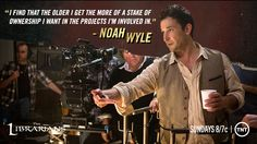 Photos and videos by The Librarians (@LibrariansTNT) | Twitter