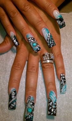 marble by AlysNails - Nail Art Gallery nailartgallery.nailsmag.com by Nails Magazine www.nailsmag.com #nailart