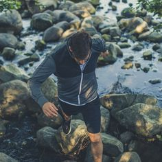 Gear for exploring and sweating