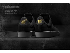 """""""adidas skateboarding x the hundreds - bruder pack / black on black""""  #adidas   #adidasskateboarding   #thehundreds   #hundreds   #bruderpack   #blackonblack   #skateboard   #skateboarding   #stansmith"""
