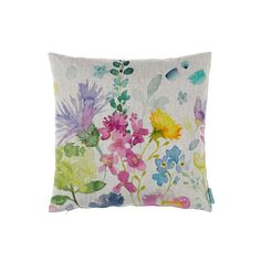 Camilla Cushion from Bluebellgray.com. A Scottish textile design company.