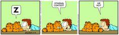 Daily Garfield Comic — Garfield - 2017-05-15