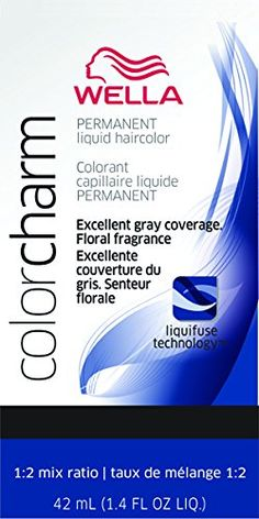 Wella Color Charm Liquid Permanent Hair Color - -462 - Dark Sm Ash Blonde 1.42 oz. (Pack of 2) -- Be sure to check out this awesome product.