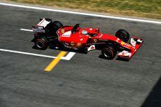 #GPSpain 2014 Barcelona #F1 #Ferrari #Alonso
