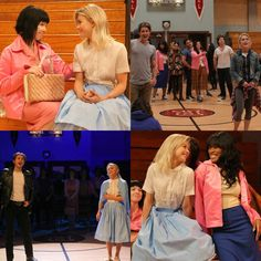 Grease live cast