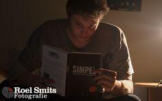 Roel Smits @Brandjuh    Net even een zelf portret gemaakt voor @jwalphenaar #simpel ;-)