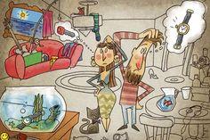 Saiba quanto a desorganização pode custar em sua vida Arte ZH/