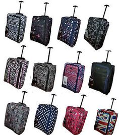 64 Ideas For Travel Luggage Cabin Trolley Hand Luggage Suitcase, Cabin Luggage, Travel Luggage, Travel Bags, Cheap Luggage, Winter Travel Outfit, Trolley Bags, Makeup Tutorial For Beginners, One Bag