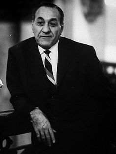 "Tony ""Big Tuna"" Accardo died — remarkably, of natural causes — at age 86 in 1992. The ""reputed"" mob boss (he denied holding the position and eluded prosecutors) headed Chicago's Outfit after Al Capone, and upon Accardo's death the director of the Chicago Crime Commission said it was ""the end of an era."" Accardo may very well have been a gunman in the 1929 St. Valentine's Day Massacre, and he was on Chicago's public-enemy list in 1931."