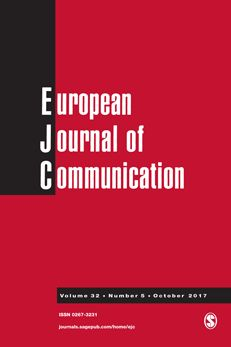 The European Journal of Communication is interested in communication research and theory in all its diversity, and seeks to reflect and encourage the variety of intellectual traditions in the field and to promote dialogue between them. Diversity, Research, Reflection, Communication, Encouragement, Reading, Journalism, Sage, Journals