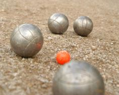 BOCCE!! Spring, please!