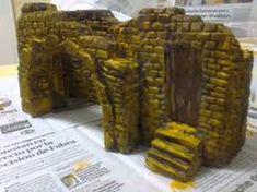 Resultado de imagen de belenes en ruinas