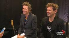 John & Roger interview, Paper Gods Tour