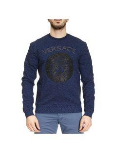 VERSACE Sweater Sweater Men Versace. #versace #cloth #https: