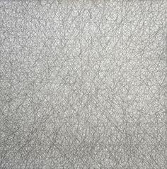 Grey Mass 2010  japanese ink on paper  120 x 120 cm  private , by Jaakko Mattila.