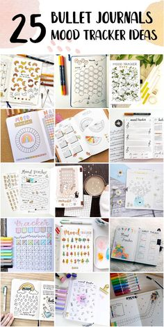 Best Bullet Journal Mood Tracker Spreads For College Students - Simple Bullet Journal Ideas #dotbulletjournal #bulletjournalonline #bulletjournalcute Bullet Journal Mood Tracker Ideas, Journal Ideas, Dotted Bullet Journal, Nocturnal Animals, Do You Remember, Pictogram, Understanding Yourself, Your Best Friend, College Students