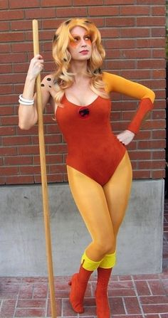 Cheetara from ThunderCats | 30 Amazing '80s '90s Inspired Cosplay