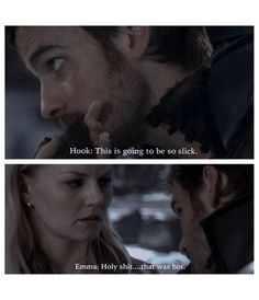 Captain swan thought process.....we know Emma we know...
