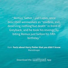 """I'm reading """"Facts about Harry Potter that you didn't know"""" on #Wattpad. http://w.tt/1u1OqEB #shortstory #quote"""