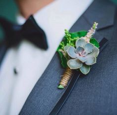 Colorado Country Wedding photo by June Cochran Wedding Looks, Dream Wedding, Wedding Day, Wedding Stuff, Country Wedding Photos, Rustic Wedding, Flowers In Hair, Red Flowers, Succulent Boutonniere