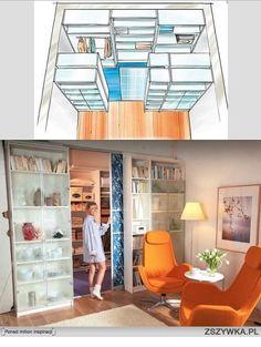 Begehbarer Kleiderschrank: So baust du ihn selber! Create a walkin closet thanks to IKEA similar great projects and ideas as … Diy Para A Casa, Diy Casa, Kallax Regal, Pinterest Home, Pinterest Crafts, Diy Home Crafts, New Room, Home Bedroom, Bedroom Wardrobe