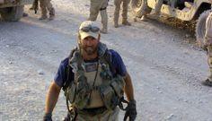 Joel en Afganistán durante la primera etapa de su servicio con el equipo de los NAVY SEAL de la marina norteamericana. Foto cortesía de Joel Lambert.  #JoelLamber #Aventura