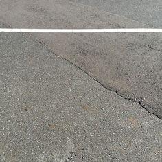 #Oakland #bike #bikelane #whiteline #cement #concrete #asphaltart #urban #urbanart #urbanarcheology #artaccidently #pavement #hardscape #streetart #modern #modernist #accidentalart #abstractart #abstract #art #lookdown #unintentionalart #unexpectedart  #minimalist #minimal #intersection #asphaltography #roadart #streetmarkings #parkinglot