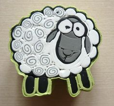 99 Creative Sheep Projects - Polymer Clay Sheep