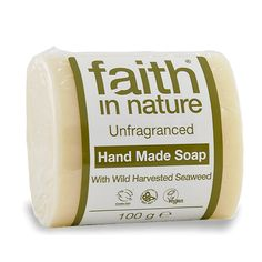 Faith In Nature Wild Seaweed Soap 100g