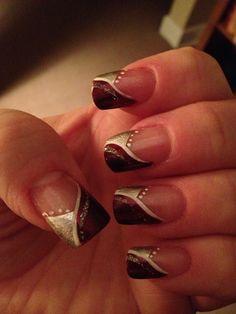 Fancy French Manicure Designs | share