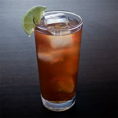 Dark 'n Stormy #Cocktail Recipe - 1000 Cocktails
