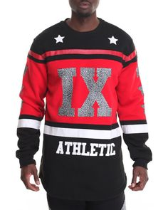 This with a black fitted and black on black boots. Find L/S Athletic Elongated Tee Men's Shirts from Buyers Picks & more at DrJays. on Drjays.com