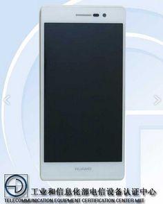 #Android Huawei Ascend P7 se deja ver de nuevo esta vez con su diseño definitivo. - http://droidnews.org/?p=5406