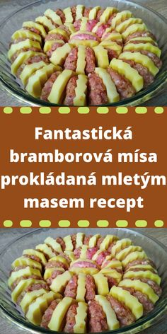 Czech Recipes, Asparagus, Green Beans, Sausage, Food And Drink, Beef, Chicken, Vegetables, Cooking