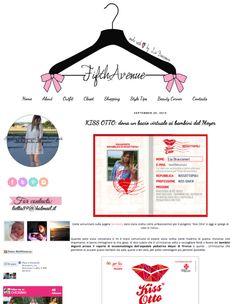 Kissotto: dona un bacio virtuale ai bambini del Meyer! Su Fifth Avenue http://fifthavenue5.blogspot.it/2013/09/kiss-otto-dona-un-bacio-virtuale-ai.html