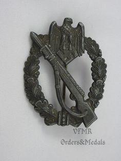 Germany - Infantry Assault Badge (World war 2)