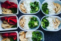 2 low carb day and 1 no carb day meal preps. I used chicken broccoli other green vegetables rice and Paprice!  2 low carb en 1 no carb maaltijd voorbereiding. Ik heb Kip broccoli  snijbonen paprika en rijst gebruikt!  #gains #workout #fitness #fitdutchies #dutchfitness #mealprep #gymsquad #bodybuilding #training #swoll #fitnessmodel #chestbrah #shredz #gymtime #gymrat #bodybuilding #gymmotivation #train #fitfam #progress #muscle #training #gymaddict #hulk #fitnessmodel #fitness #train…