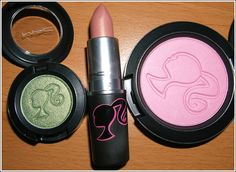 Image detail for -Barbie Loves MAC Collection Review!