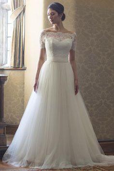 Brautkleider im gehobenen Preissegment | miss solution Bildergalerie - Katherine by AUGUSTA JONES
