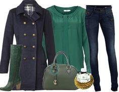 Flora - Casual Outfit - stylefruits.nl