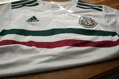 005eafcb6 Adidas Mexico White Jersey official 2018 Mens Medium