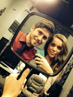 Ben and Jessa. love. motivation for you & rev to take more couple selfies