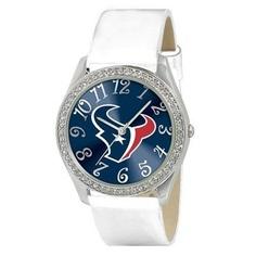 Houston Texans Glitz Watch