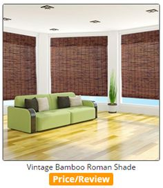 Bamboo Blinds For French Doors best fabric/linen relaxed roman shades for windows & french doors
