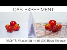 RESONANZ.style - Schönes mit Schwingung: Wasserbilder auf Seidenschals Das Experiment, Plastic Cutting Board, Style, Nice Asses