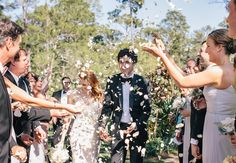 A Sophisticated Beach Glamour Wedding (Inspired By Mermaids!)