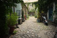 passage-secret- La Cité Durmar 154, rue Oberkampf – 11e