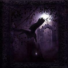 Raven's Treasure by *wyldraven on deviantART