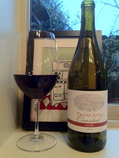 Trader Joe's Wine Compendium: 2009 Trader Joe's Coastal Syrah - $5